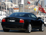 Maserati GranSport AU-spec 2005–07 wallpapers