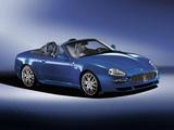 Maserati Spyder 90th Anniversary 2005 wallpapers