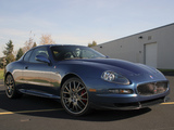 Maserati Gransport MC Victory US-spec 2006 wallpapers