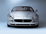 Maserati Spyder 2001–07 photos