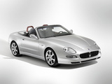 Maserati Spyder 2001–07 pictures
