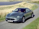 Maserati Coupe UK-spec 2002–07 images