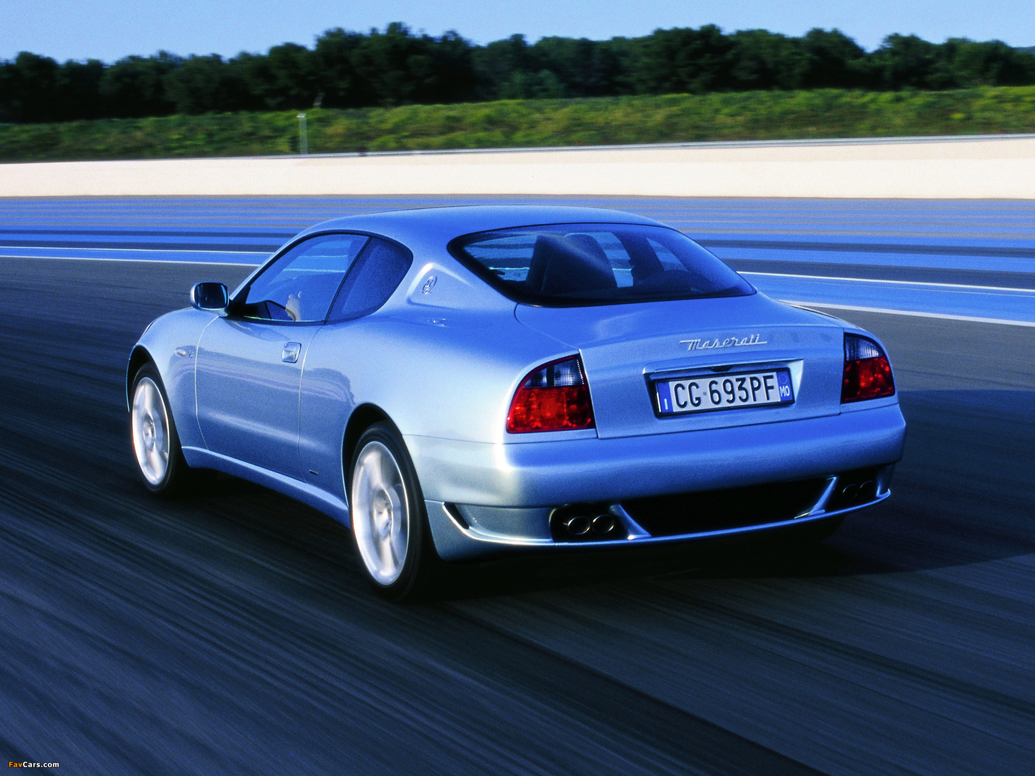 Maserati Coupe 2002–07 pictures (2048x1536)