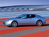 Maserati Coupe 2002–07 wallpapers