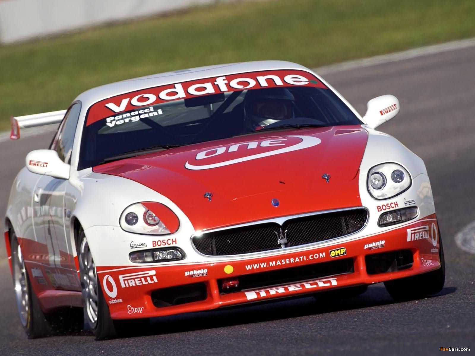Maserati Trofeo 2003–07 wallpapers (1600x1200)