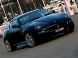 Maserati GranSport AU-spec 2005–07 images