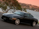 Maserati GranSport AU-spec 2005–07 photos