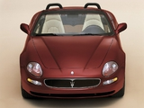Photos of Maserati Spyder 2001–07