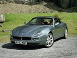 Photos of Maserati Coupe UK-spec 2002–07