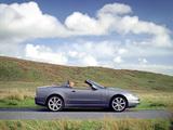Photos of Maserati Spyder UK-spec 2002–04