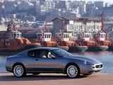Photos of Maserati Coupe 2002–07