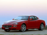 Photos of Maserati GranSport AU-spec 2005–07