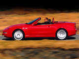Pictures of Maserati Spyder UK-spec 2002–04