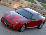 Pictures of Maserati GranSport AU-spec 2005–07