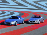 Pictures of Maserati Coupe & Spyder