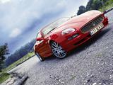 Maserati GranSport 2005–07 wallpapers