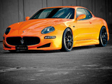 G&S Exclusive Maserati 4200 Evo Dynamic Trident 2012 wallpapers