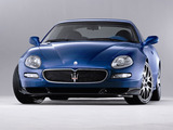 Maserati GranSport MC Victory 2006 wallpapers