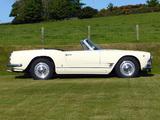 Photos of Maserati 3500 Spyder UK-spec 1959–64