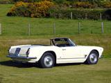 Pictures of Maserati 3500 Spyder UK-spec 1959–64