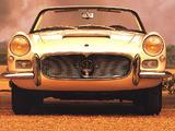 Maserati 3500 Spyder by Frua 1957 wallpapers