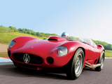 Images of Maserati 450S Prototype by Fantuzzi 1956