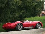 Maserati 450S Prototype by Fantuzzi 1956 wallpapers