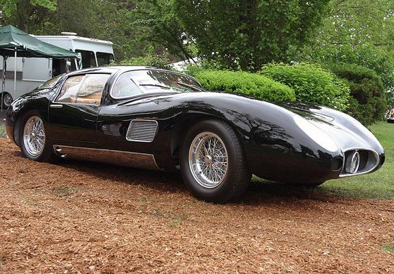 maserati 450s costin zagato coupe 1957 pictures