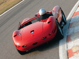 Pictures of Maserati 450S Prototype by Fantuzzi 1956