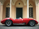 Maserati 450S Prototype by Fantuzzi 1956 wallpapers