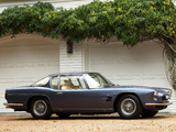Maserati 5000 GT Frua Coupe 1960–65 pictures
