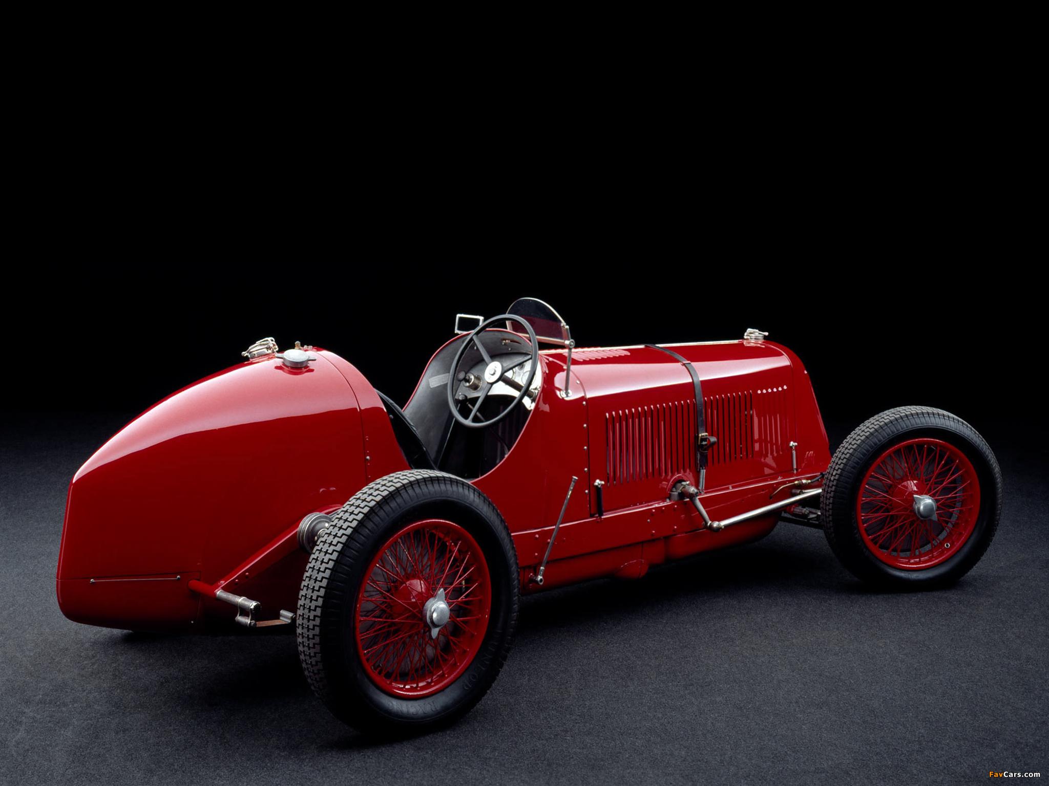 Images of Maserati 8CM 1933–35 (2048 x 1536)