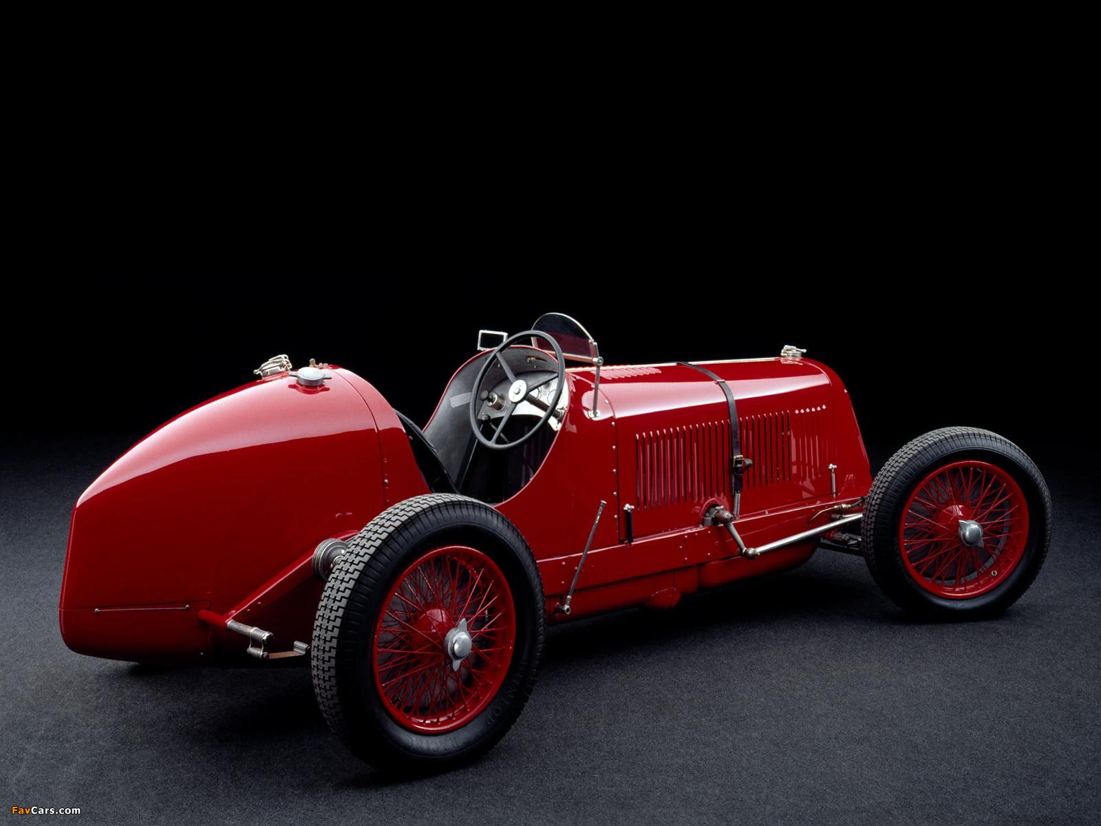 Images of Maserati 8CM 1933–35 (1600 x 1200)