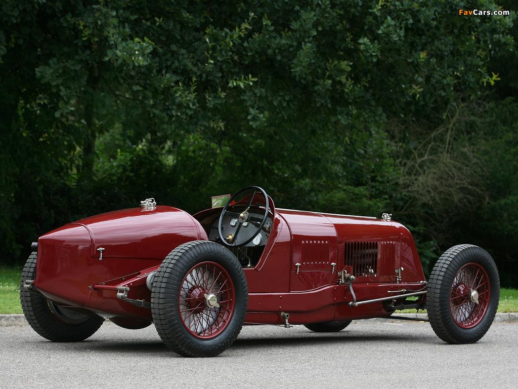Maserati 8C 2800 1931 wallpapers (1024 x 768)