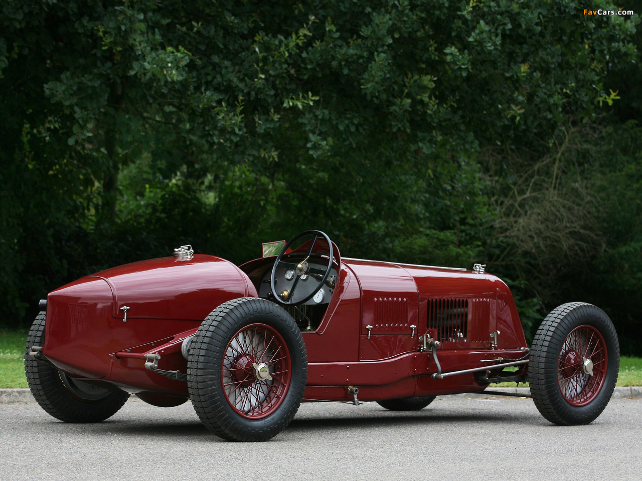 Maserati 8C 2800 1931 wallpapers (1280 x 960)