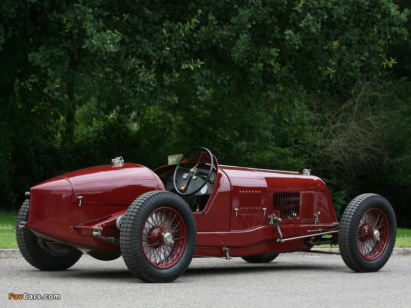 Maserati 8C 2800 1931 wallpapers (800 x 600)