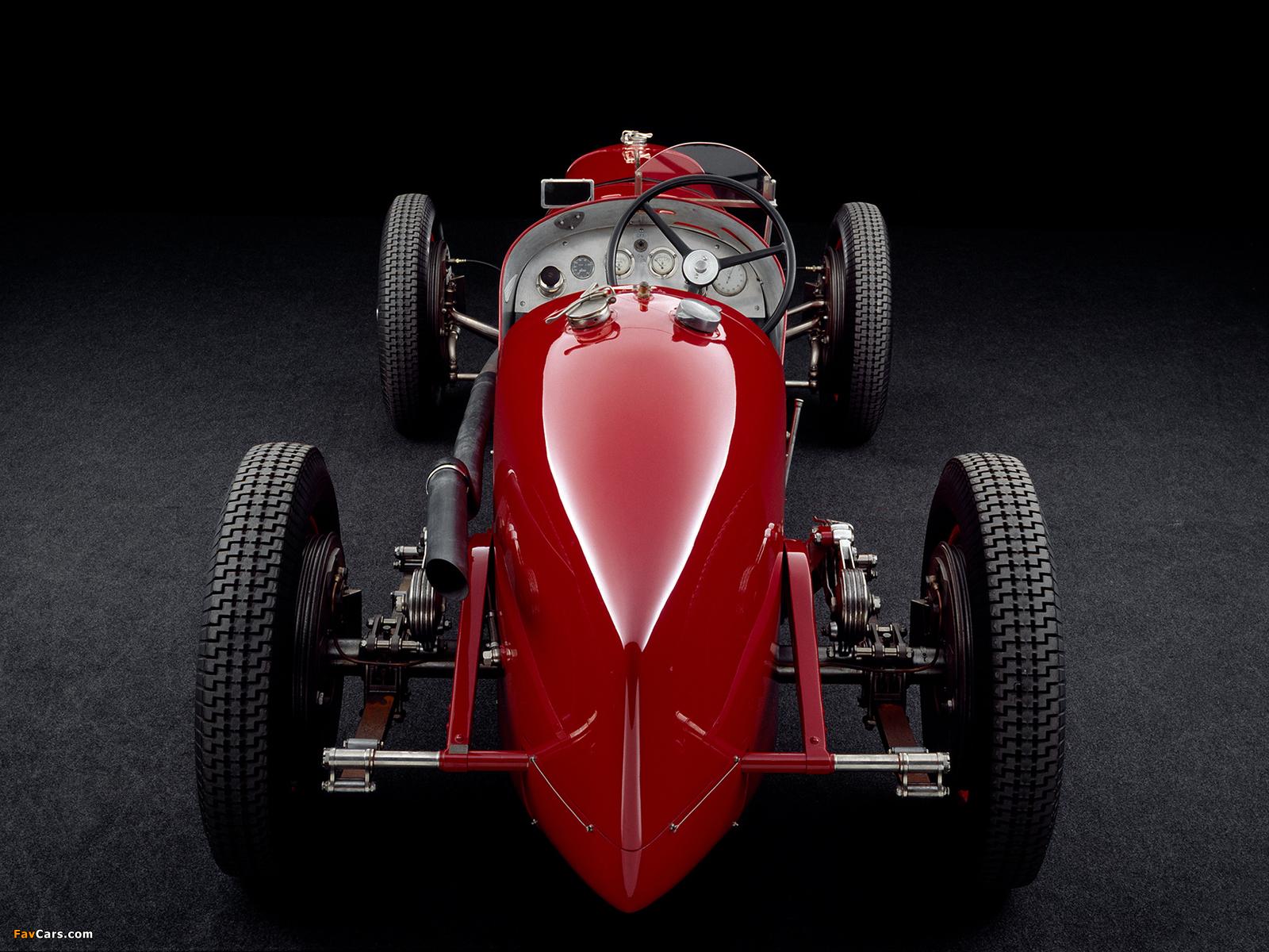 Pictures of Maserati 8CM 1933–35 (1600 x 1200)