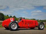Maserati 8CM 1933–35 wallpapers