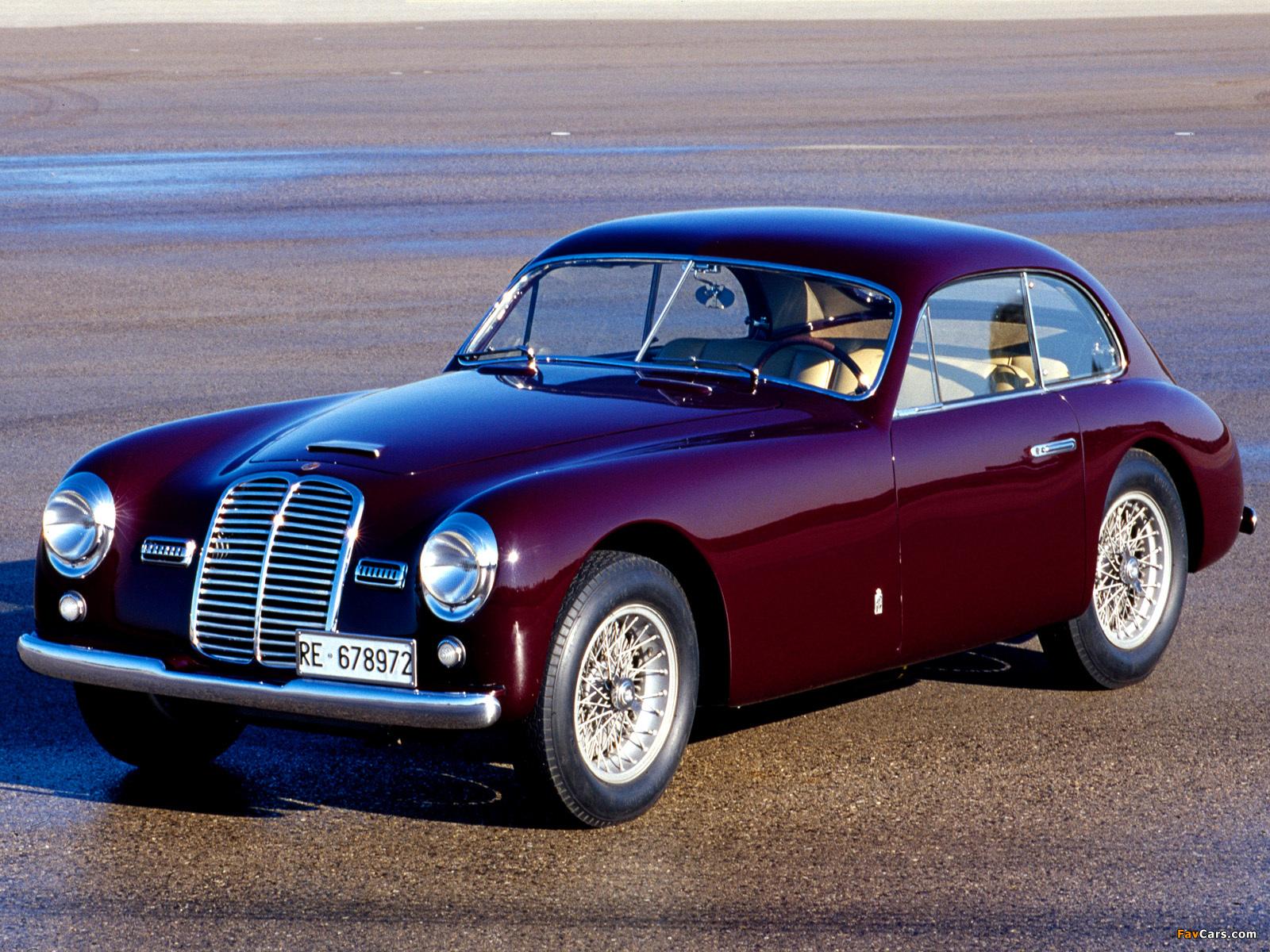 Maserati A6 1500 GT 1946–50 photos (1600 x 1200)