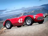 Maserati A6G CS by Fantuzzi 1953 wallpapers