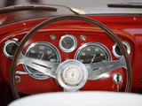 Maserati A6G/2000 Gran Sport Spyder by Frua 1957 wallpapers