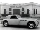 Photos of Maserati A6 1500 Berlinetta Speciale 1947