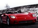 Pictures of Maserati Barchetta Stradale 1992