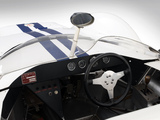 Maserati Tipo 63 Birdcage 1961 wallpapers