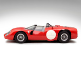 Maserati Tipo 65 Birdcage 1965 wallpapers