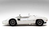 Photos of Maserati Tipo 63 Birdcage 1961