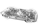 Photos of Maserati Tipo 63 Birdcage 1961