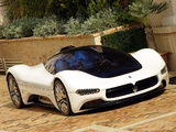 Photos of Maserati Pininfarina 75th Birdcage Concept 2005