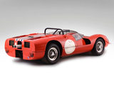 Pictures of Maserati Tipo 65 Birdcage 1965