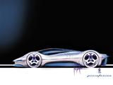 Pictures of Eckiz Maserati Birdcage 75th Concept 03.2005
